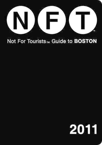 Boston Not for Tourists 2011 - Not for Tourists (Paperback)