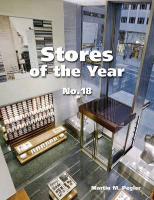 Stores of the Year 18 Intl: No. 18 (Hardback)