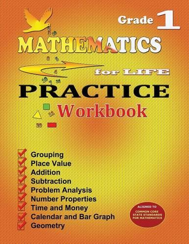 Mathematics for Life Practice Workbook - Grade 1 (Paperback)