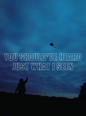 You Should've Heard Just What I Seen (Paperback)