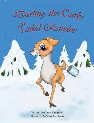 Darling the Curly Tailed Reindoe (Hardback)