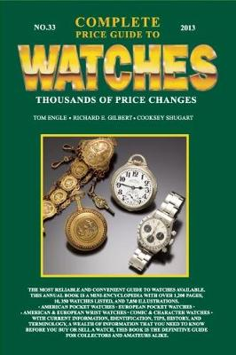 Complete Price Guide to Watches 2013 (Paperback)