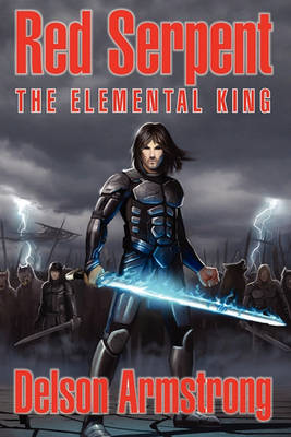 Red Serpent: The Elemental King (Paperback)