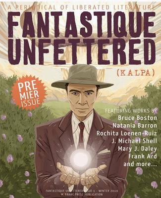 Fantastique Unfettered #1 (Paperback)