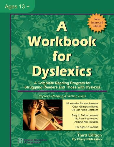 A Workbook for Dyslexics (Paperback)