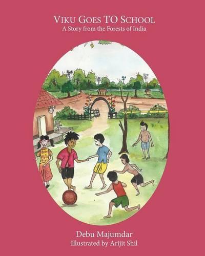 Viku Goes to School (Paperback)