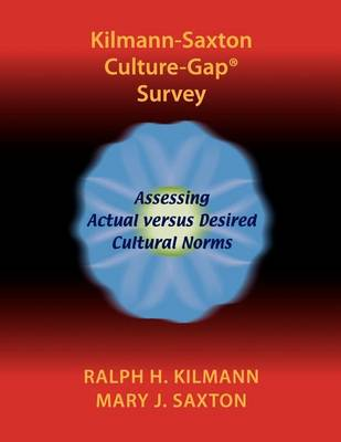 Kilmann-Saxton Culture-Gap Survey (Paperback)