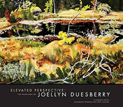 Elevated Perspective: The Paintings of Joellyn Duesberry (Hardback)