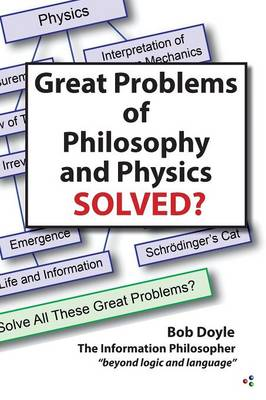 Great Problems in Philosophy and Physics Solved? (Paperback)