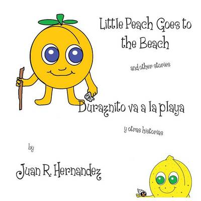 Little Peach Goes to the Beach (Paperback)