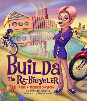Builda the Re-Bicycler (Paperback)