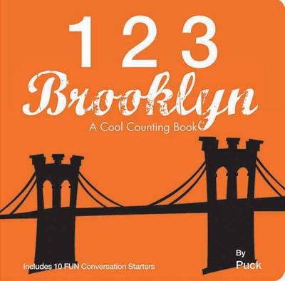 123 Brooklyn: A Cool Counting Book (Board book)