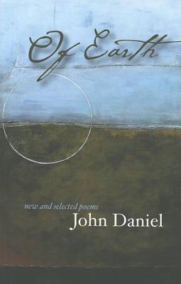 Of Earth: Poems (Paperback)