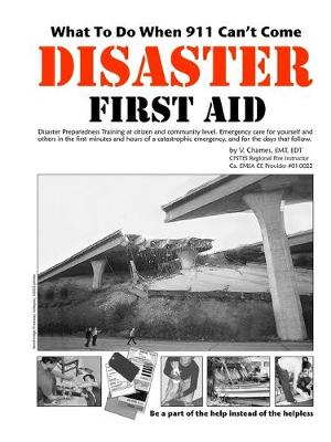 Disaster First Aid (Paperback)