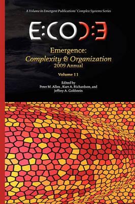Emergence: Complexity & Organization - 2009 Annual (Hardback)