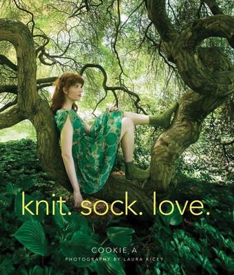 knit. sock. love. (Paperback)