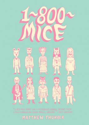 1-800-mice (Hardback)