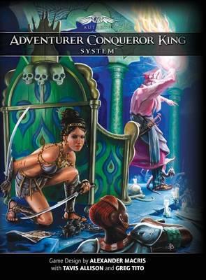 Adventurer Conqueror King System (Hardback)