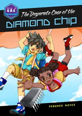 The Desperate Case of the Diamond Chip (Paperback)