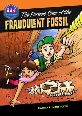 The Furious Case of the Fraudulent Fossil (Paperback)