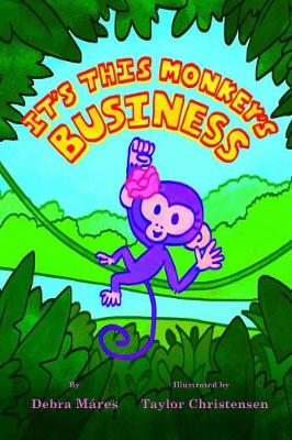 It's This Monkey's Business (Paperback)