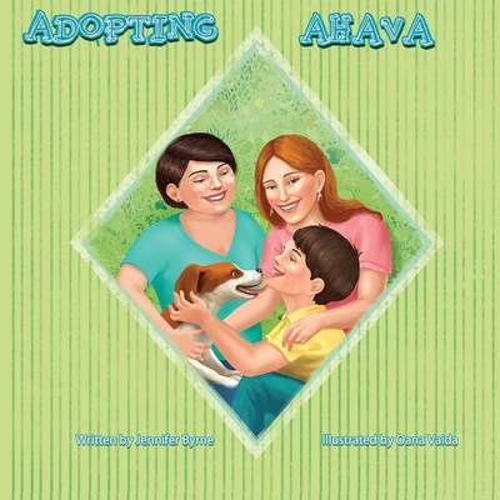Adopting Ahava (Paperback)