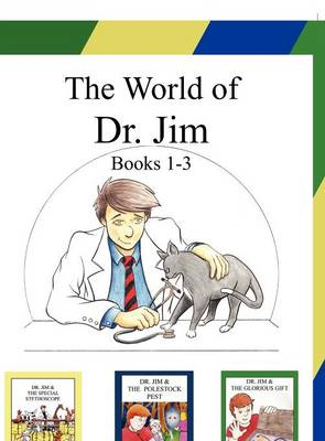 Dr. Jim Books Volume 1-3 (Hardback)