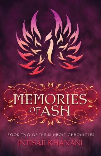 Memories of Ash - Sunbolt Chronicles 2 (Paperback)