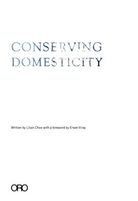 Conserving Domesticity (Paperback)