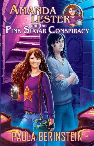 Amanda Lester and the Pink Sugar Conspiracy - Amanda Lester, Detective 1 (Paperback)