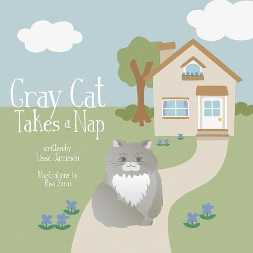 Gray Cat Takes a Nap (Paperback)