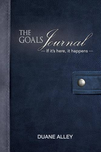 The Goals Journal (Paperback)