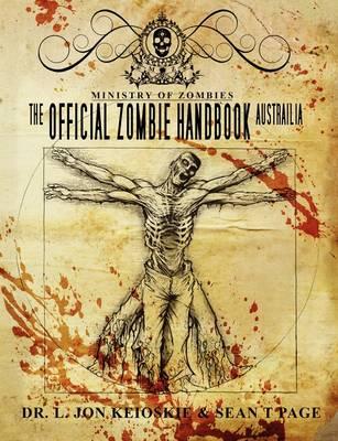 THE Official Zombie Handbook-Australia (Paperback)