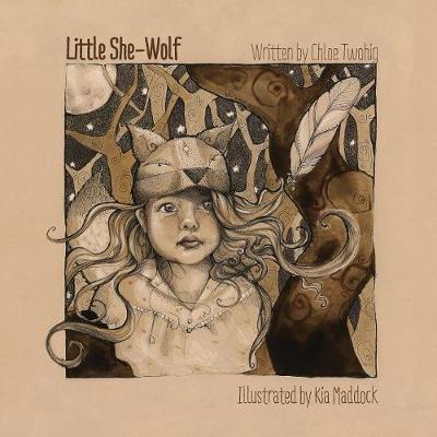 Little She-Wolf (Paperback)