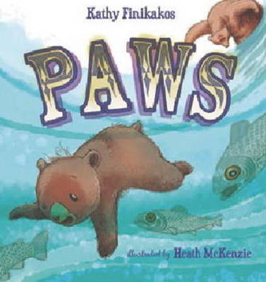 Paws: A Story About Belonging (Paperback)