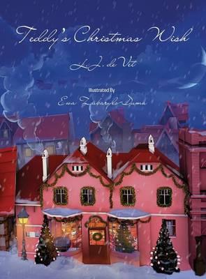 Teddy's Christmas Wish (Hardback)