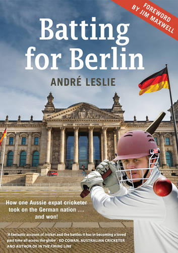 Batting for Berlin (Paperback)