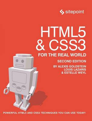 HTML5 & CSS3 For The Real World 2e (Paperback)