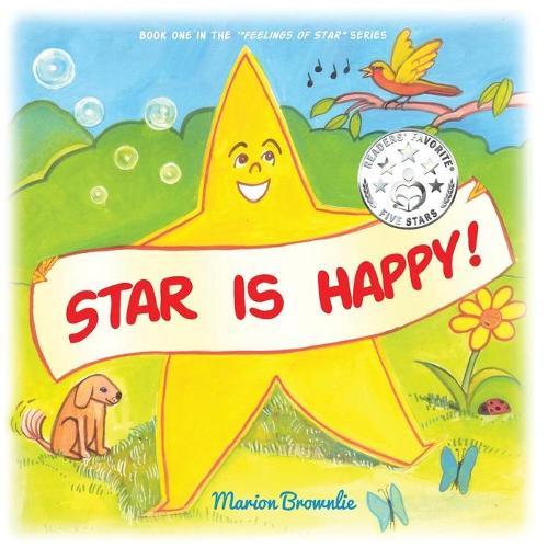 Star is Happy - Feelings of Star 1 (Paperback)