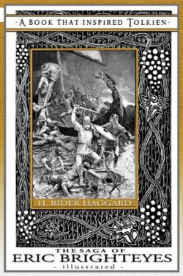 The Saga of Eric Brighteyes - Illustrated (Paperback)