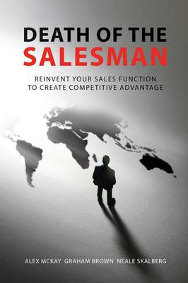 Death of the Salesman (Paperback)
