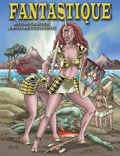 Fantastique: Extended Edition Volume 1 (Paperback)