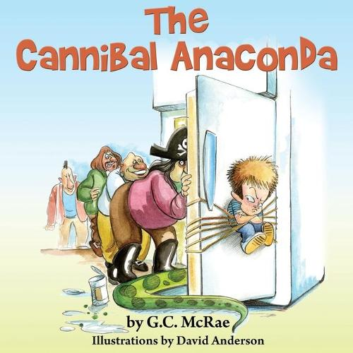 The Cannibal Anaconda (Paperback)