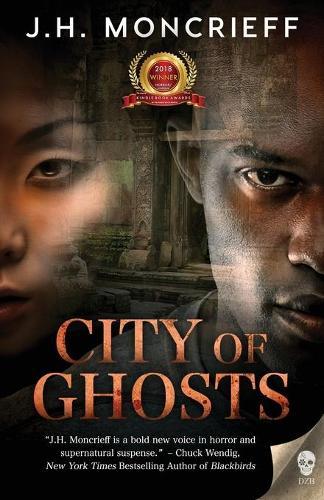 City of Ghosts - Ghostwriters 1 (Paperback)