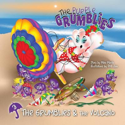 The Grumblies & the Volcano (Paperback)