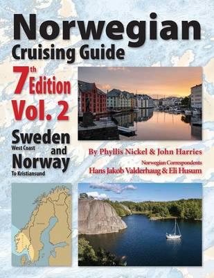 Norwegian Cruising Guide 7th Edition Vol 2 (Paperback)