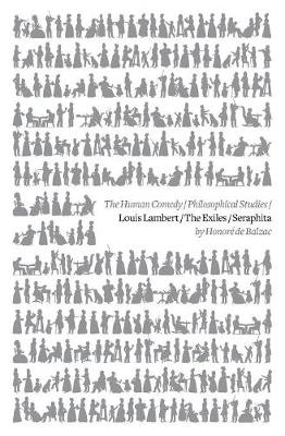 Louis Lambert / The Exiles / Seraphita (Paperback)