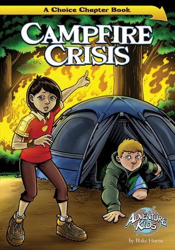 Campfire Crisis: A Choice Chapter Book (Paperback)