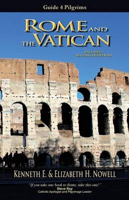 Rome and the Vatican - Guide 4 Pilgrims (Paperback)