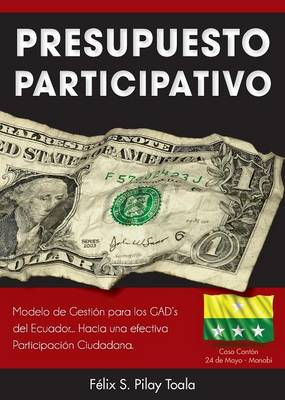 Presupuesto Participativo (Paperback)